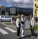 Австрийские Альпы - Солнце и +4 С...Бр-р-р-р, зато красотища...
