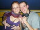 Я и Дашка!Те же бровары..........заряжаюсь позитивом!)))))))))))