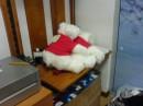 Новогодние мишки развликаются :)