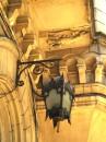 Фонарь, дракон, внутренний двор. Одесса