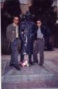 С В.Высоцким,мариуполь 2003г