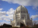 Храм Бахаизма в Чикаго