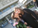я и подруга Славка!!!!