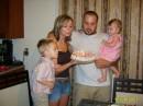 Happy 1st Birthday to Juliana