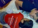 Спящий мужчина это зрелище от которого рыдают ангелы)))))))))