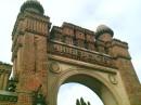 А это Черновцы - Самый старый Университет в Украине, как мне сказали