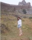 Прогулка по Генуезcкой крепости.