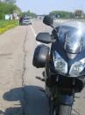 Это превышение скорости стоило 20 грн и тонны шока друга америкоса  ))))