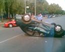 Авария в Вишневом....