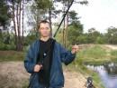 ну и рыбы наловить попросили на уху))