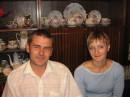Брат Володя и его жена Ирина