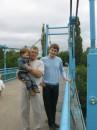 Отец, Саша и Софийка