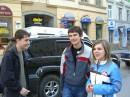 во Львове 2 года назад (отдых с друзьями)