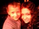 Я с моим любимым братиком.