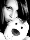 peace of me and my lovelly Teddy