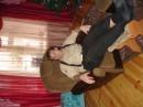 дело было уром 1 января... дето в 8.00.. Геря сидел в кресле и думал..... что он еще не выпил...