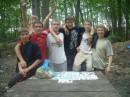 В лесу )