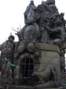 скульптуры Карлового моста... оболдеть
