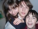 Миша, Вадим, Юля (Она же Затейщится) У кого тут хитрий взгляд?!=)