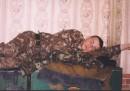 Солдат спит, служба идет ! :)