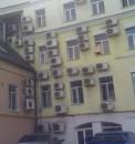 Сталинку тюнинговали
