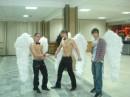только у ондного Ангела есть лицензия на крылья)))))))))))