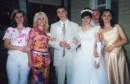 Наша дружная компания! Свадьба моей подруги!