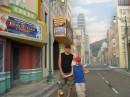 Disneyland amerika leto 2007