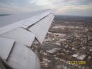расправляем крылья :) готовимся к посадке в аэропорт Джея Ф. Кэннеди острова Нью-Йорка за бортом :)