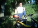 Я со своей маленькой техникой. Лето 2004г.