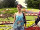 На выставке цветов!!!