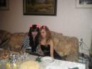 Два очаровательных чертёнка)))