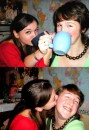 выпили и закусили)))