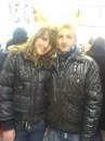 Ет моя подружка с Жекой Мильковским из фабрики звезд!!!!