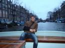 По реке Амстел на катере...