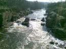 река Рось. Вид с моста