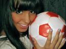 Обожаю футбол...))