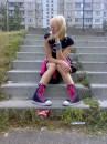 Это моё Emo girl))))