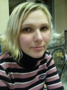 отвергая законы природы))  на редкость умная блондинка))