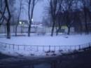 Мой двор Зимой))))