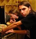 Гдето в Кременчуге... Я и Лекс готовим ацкий бульбяшъ цэ жахълыво