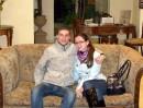 With my Fiancee ; )