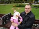 Это я с племянницей на бул. Пушкина