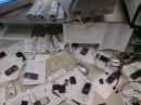 Мой рабочий стол:)