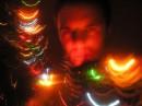 Новогодняя радуга