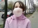 моя лучшая подруга Катюня)))
