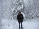 Вот это я понимаю- настоящая сибирская зима!