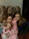 Анюта и Арька