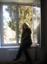 эт у себя в комнате жили под 1 этажём так что через окно могли к нам ночью все прихоить)))гЫ....