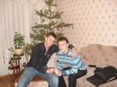 втік з Німеччини до нас на новий рік))